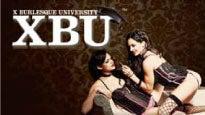 X Burlesque University