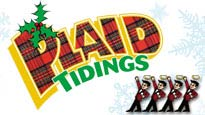 Walnut Street Theatre's Plaid Tidings