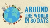 Walnut Street Theatre's Around the World In 80 Days