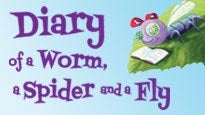 Walnut Street Theatre's Diary of a Worm, a Spider, and a Fly