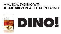 Walnut Street Theatre's Dino!