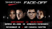 The Face Off: Air Canada Centre
