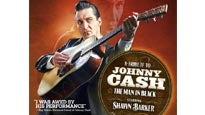Tribute To Johnny Cash - Man In Black with Shawn Barker