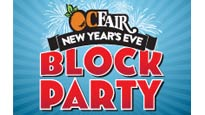 New Year's Eve Block Party At the Oc Fair and Events Center
