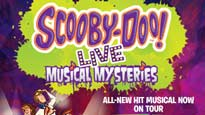Scooby-Doo Live On Stage!