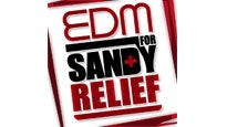 Edm for Sandy Relief Benefit