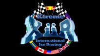 Extreme International Motorcycle Ice Racing