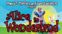 Marriott Theatre for Young Audiences Presents - Alice In Wonderland
