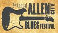 ALLEN CITY BLUES FESTIVAL