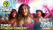 Zumba Fitness Concert