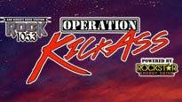 Operation Kick A** Fest