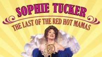 Walnut Street Theatre's Sophie Tucker: the Last of the Red Hot Mamas