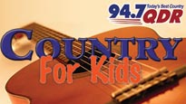 WQDR Country for the Kids Concert