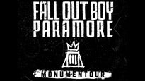 Monumentour: Fall Out Boy and Paramore