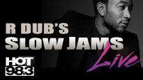 R Dub's Slow Jams Live!