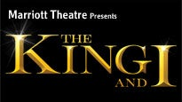 Marriott Theatre Presents - The King and I