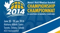 Women's World Wheelchair Basketball Championship