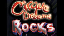 Cirque Dreams Rocks