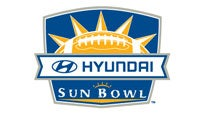 Hyundai Sun Bowl Football