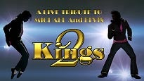 Elvis & Michael: the 2 Kings Back 2 Back