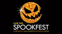 Live 105's Subsonic Halloween Spookfest