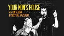 Your Mom's House Podcast Live