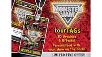 Monster Jam 2017 – Official tourTAGS