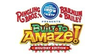 Ringling Bros. and Barnum & Bailey: Built To Amaze - Holiday Edition