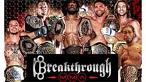 BREAKTHROUGH MMA PRESENTS: PROVING GROUND