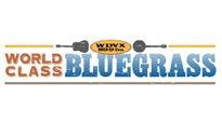 World Class Bluegrass