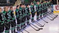 University of North Dakota Womens Hockey
