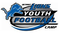 Detroit Lions Youth Camp