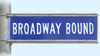 The Neil Simon Plays: Broadway Bound