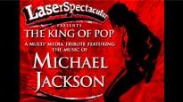 Michael Jackson Laserspectacular