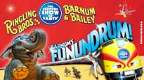 Ringling Bros. and Barnum & Bailey: Barnum's Funundrum!