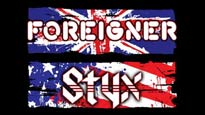 Styx and Foreigner
