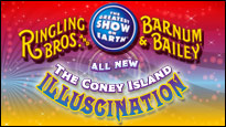 Ringling Bros. and Barnum & Bailey : The Coney Island Illuscination