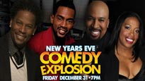 New Years Eve Comedy Explosion