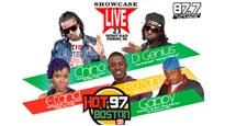 Hot 97 Boston's Dancehall Reggae Salute