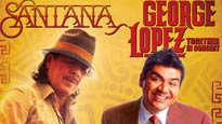 Santana and George Lopez