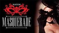 Maxim Masquerade Halloween Party