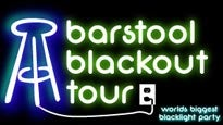 The Barstool Blackout Tour