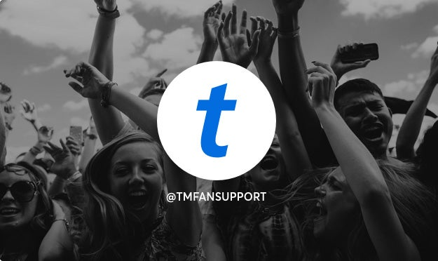 Ticketmaster Fan Support