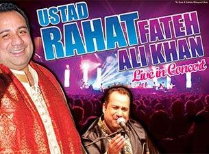 Rahat Fateh Ali Khan Live Bollywood Songs
