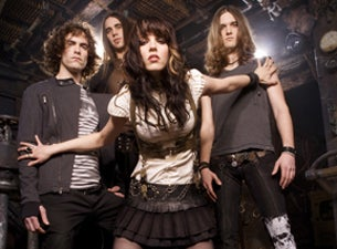 Halestorm w/ In This Moment