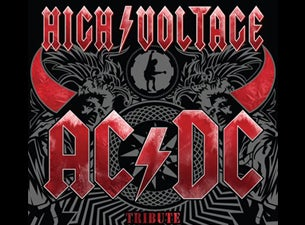 Rock Nation Tribute Night #14 : High Voltage