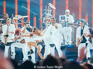 Usher Köln Konzert