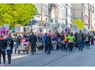Parkinson Unity Walk
