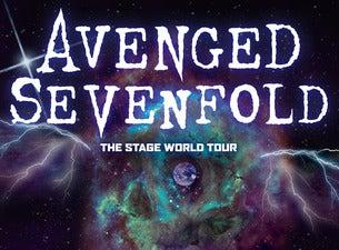 concert avenged sevenfold