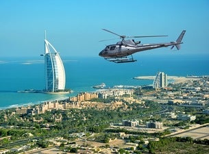 Helicopter Tours by: HELIDUBAI